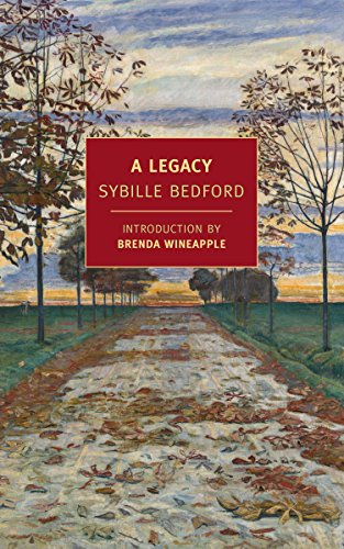 9781590178263: A Legacy (New York Review Books Classics)