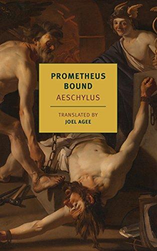 9781590178607: Prometheus Bound (New York Review Books Classics)