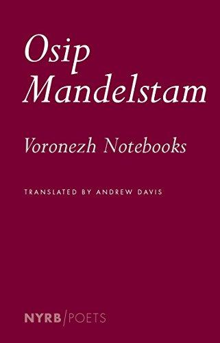 9781590179109: Voronezh Notebooks (NYRB Poets)