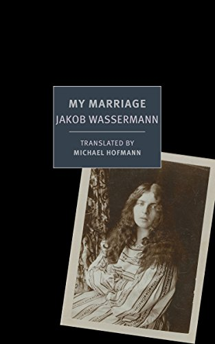 9781590179222: My Marriage (New York Review Books Classics)