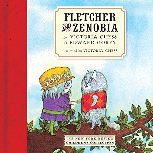 Fletcher and Zenobia: Edward Gorey, Victoria