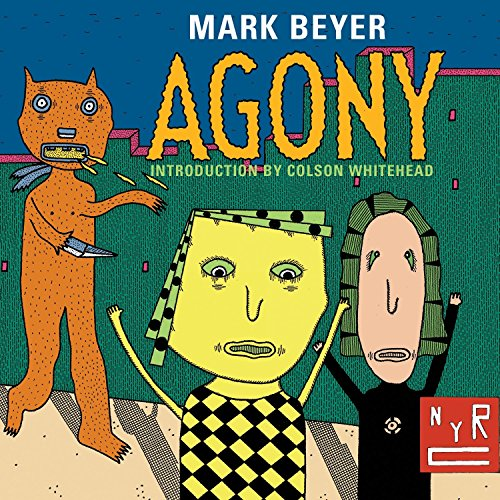 9781590179819: Agony (New York Review Comics)
