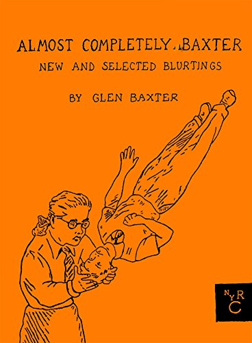 9781590179857: Almost Completely Baxter: New and Selected Blurtings