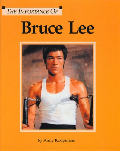 9781590180815: The Importance of Bruce Lee