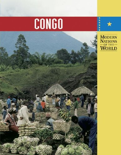 9781590181119: Congo (Modern Nations of the World (Lucent))