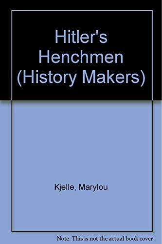 History Makers - Hitler's Henchmen: Marylou Kjelle