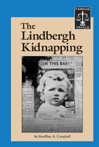 9781590182673: The Lindbergh Kidnapping (Famous Trials)