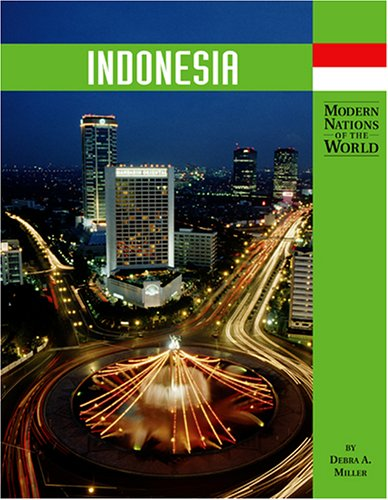 9781590184424: Indonesia (Modern Nations of the World (Lucent))
