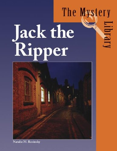 9781590184448: The Mystery Library - Jack the Ripper