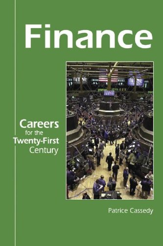 9781590185209: Finance (Careers for the Twenty-First Century)