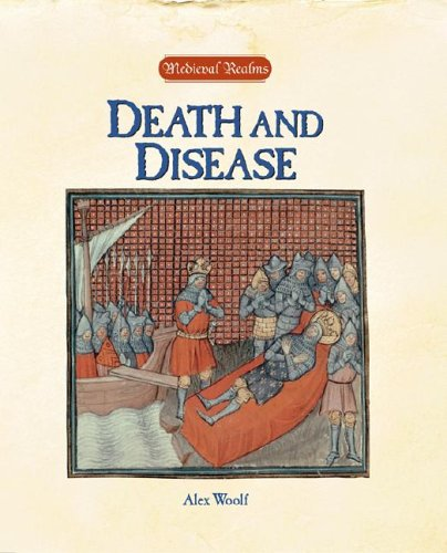 9781590185339: Death and Disease (Medieval Realms)