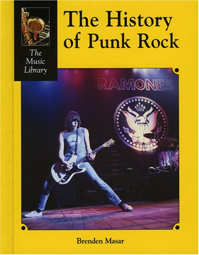 9781590187388: History of Punk Rock (Music Library)