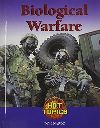 9781590187753: Biological Warfare (Hot Topics)