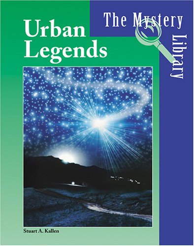 9781590188309: The Mystery Library - Urban Legends