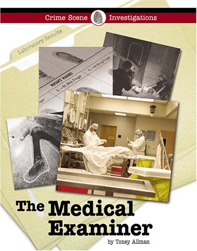 9781590189122: The Medical Examiner (Crime Scene Investigations)
