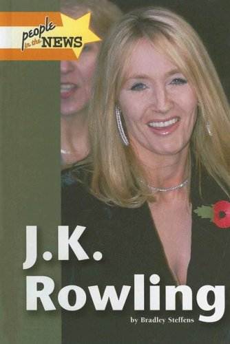 9781590189634: J. K. Rowling 2006 (People in the News)