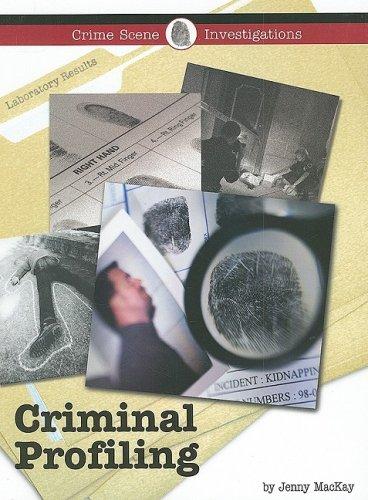 9781590189900: Criminal Profiling