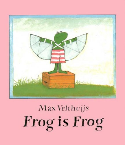 9781590194119: Frog is Frog