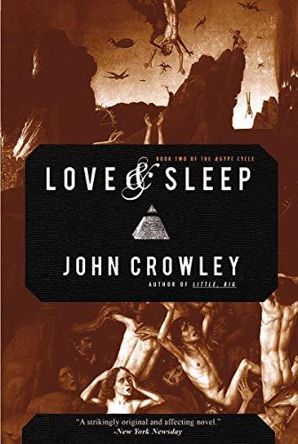 9781590200155 Love Sleep The Aegypt Cycle Book 2 Abebooks