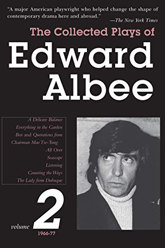 9781590200537: The Collected Plays of Edward Albee: 1966 - 1977