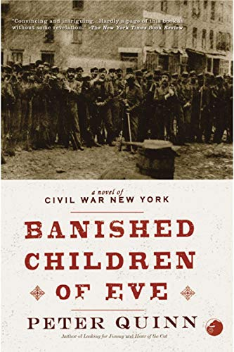 9781590200575: The Banished Children of Eve: A Novel of Civil War New York