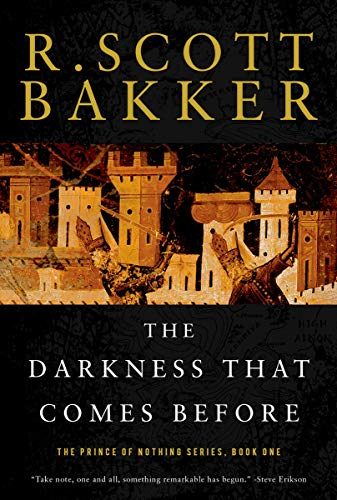 9781590201183: The Darkness that Comes Before: The Prince of Nothing, Book One