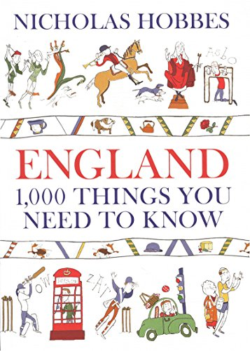 9781590201268: England: 1,000 Things You Need to Know