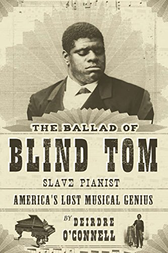 9781590201435: The Ballad of Blind Tom, Slave Pianist
