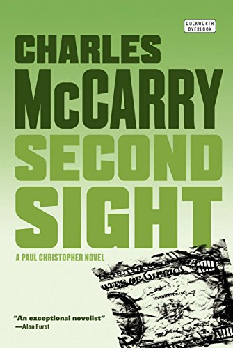 Second Sight (Paul Christopher Novels) (1590201507) by Charles McCarry