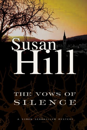 9781590202456: The Vows of Silence: A Simon Serrailler Mystery