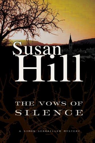 9781590202456: The Vows of Silence: A Simon Serrailler Mystery
