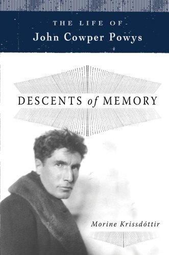 9781590202654: Descents of Memory: The Life of John Cowper Powys