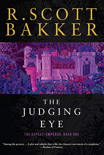 9781590202920: The Judging Eye: One (The Aspect-Emperor)