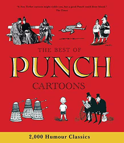 The Best of Punch Cartoons: 2,000 Humor Classics