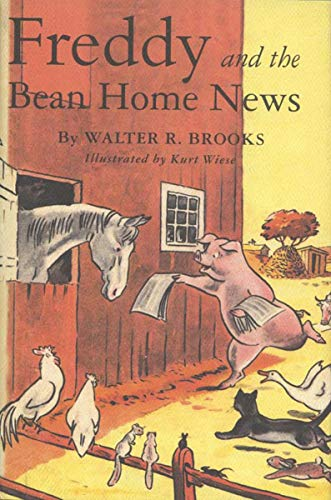 9781590204207: Freddy and The Bean Home News