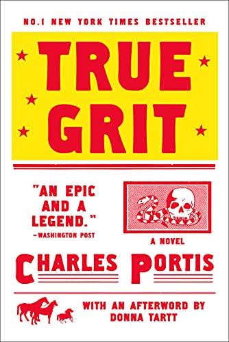 True Grit: Movie Tie-In Edition: Charles Portis