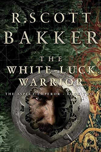 9781590204641: The White Luck Warrior: The Aspect Emperor, Book 2