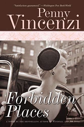Forbidden Places: Vincenzi, Penny
