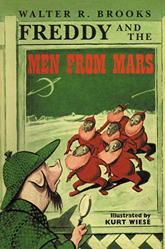 9781590206959: Freddy and the Men from Mars (Freddy and the Pig)