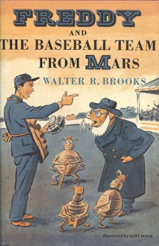 9781590206966: Freddy and the Baseball Team from Mars