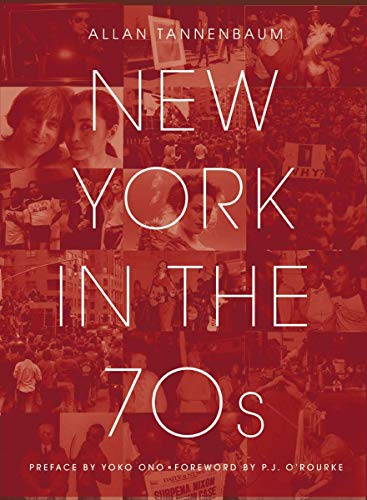 Stock image for New York in the 70s for sale by GF Books, Inc.