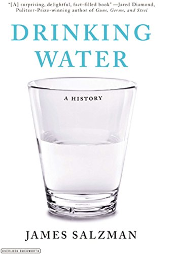 9781590207208: Drinking Water: A History