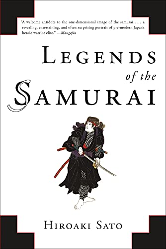 9781590207307: Legends of the Samurai