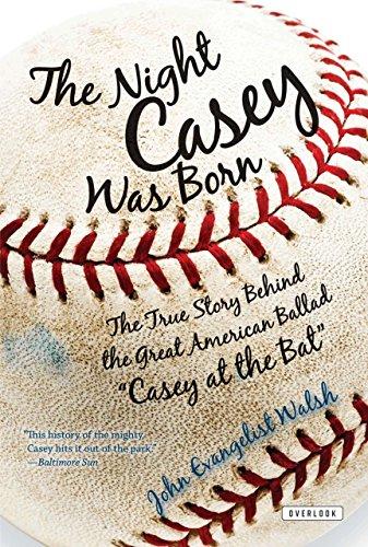 The Night Casey Was Born: Evangelist Walsh, John