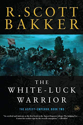 9781590208168: The White-Luck Warrior