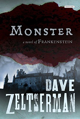 9781590208601: Monster: A Novel of Frankenstein