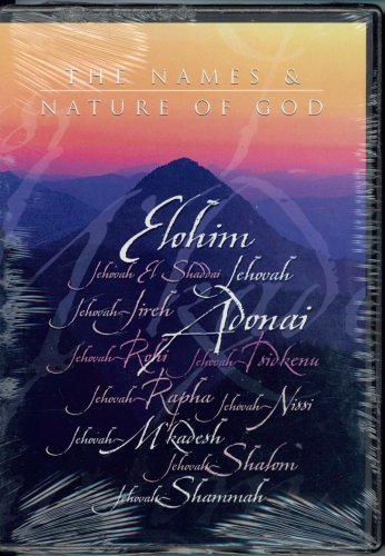 The Names & Nature of God (1590240960) by Benny Hinn