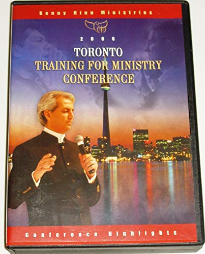 9781590242339: Toronto Training for Ministry Conference 2006 Audio Cd Set! Benny Hinn