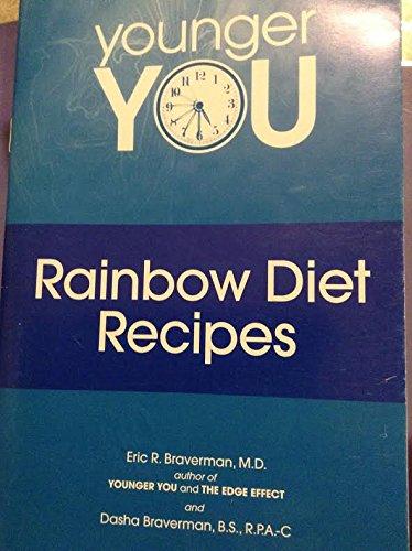 9781590243374: Rainbow Diet Recipes