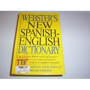 9781590270028: Webster's New Spanish-English Dictionary